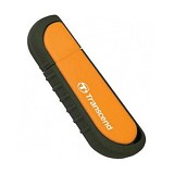 TRANSCEND JetFlash 8GB [V70] - Orange - Usb Flash Disk Rugged Protection